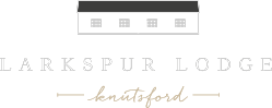Larkspur Lodge logo